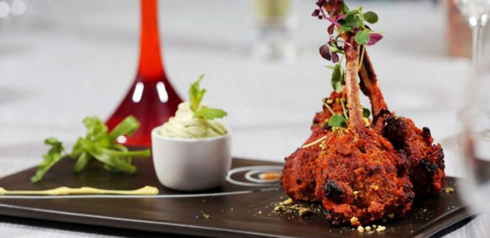 Chillishaker Indian Tandoori