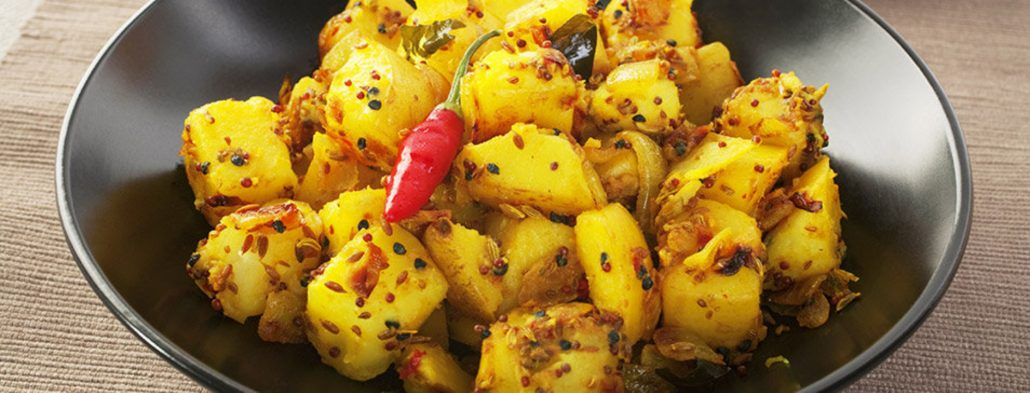 Chillishaker Spicy Aloo