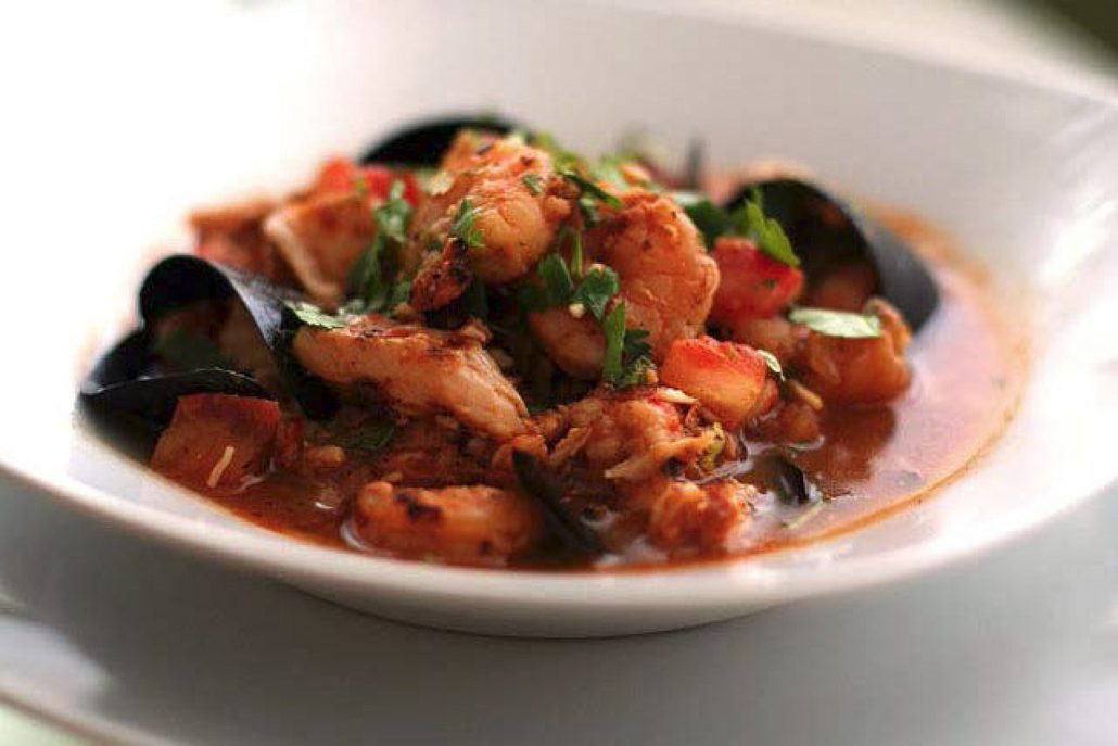 Chillishaker Special Seafood